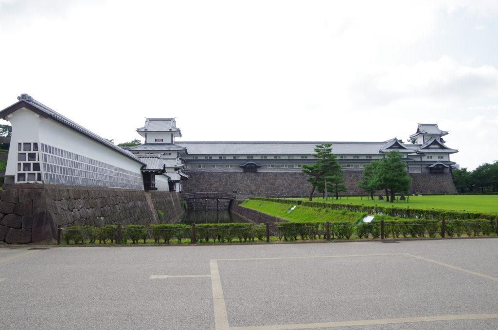 金沢旅行 金沢城公園