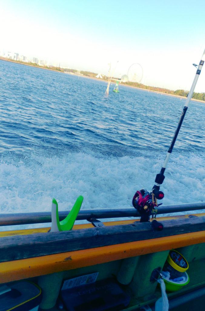 カワハギ釣り 2019