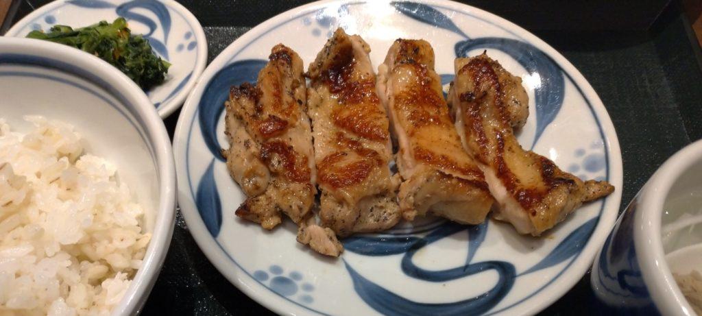 ねぎしの鶏ジューシー